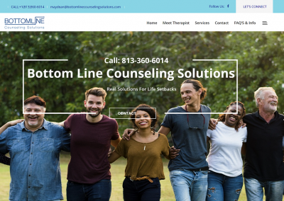 Bottom Line Counseling Solutions